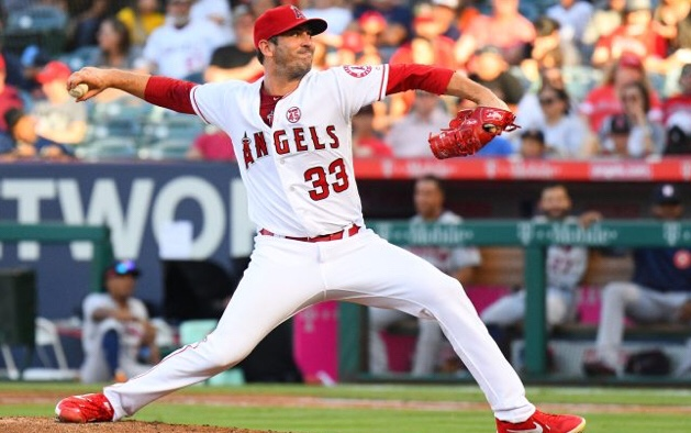 Angels Release Matt Harvey So Let's Talk About Him To The Phillies