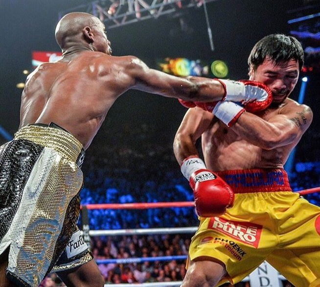 Floyd Mayweather Talks About Possible Manny Pacquiao Rematch On IG