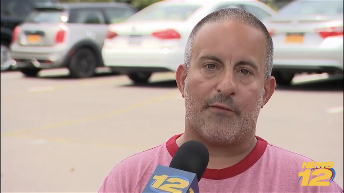 "Bagel Guy:  ""I'm your current Martin Luther King."" [Interview Video]"