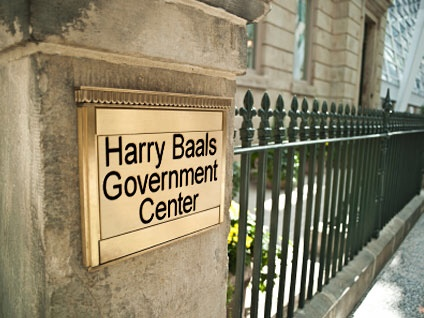 Harry Baals.  The greatest politician no one knows.