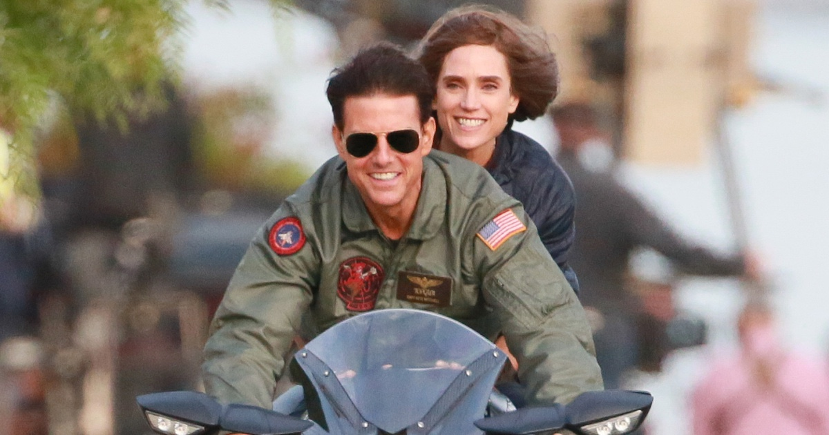 The Top Gun Maverick Trailer is out and I can't stop watching it! [Video]