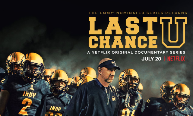 Football Friday:  Last Chance U is BACK!