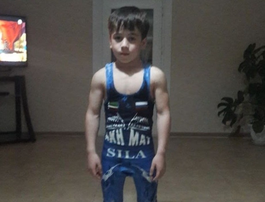 "This Six Year Old World Record Holder ""Chechen Schwarzenegger"" Will Kick Your Ass"