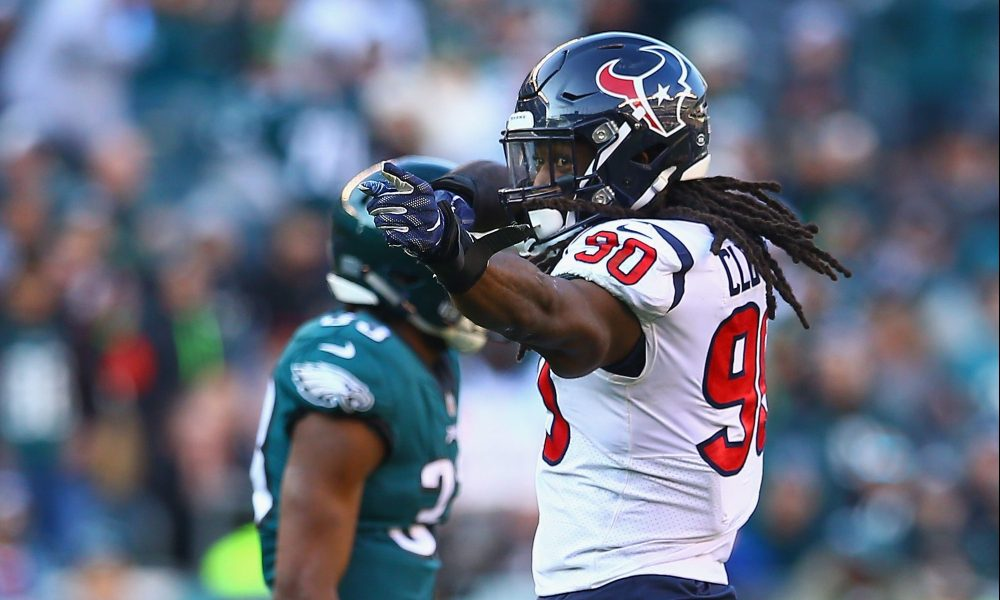 Eagles Making a Move for Texans' Superstar Jadeveon Clowney