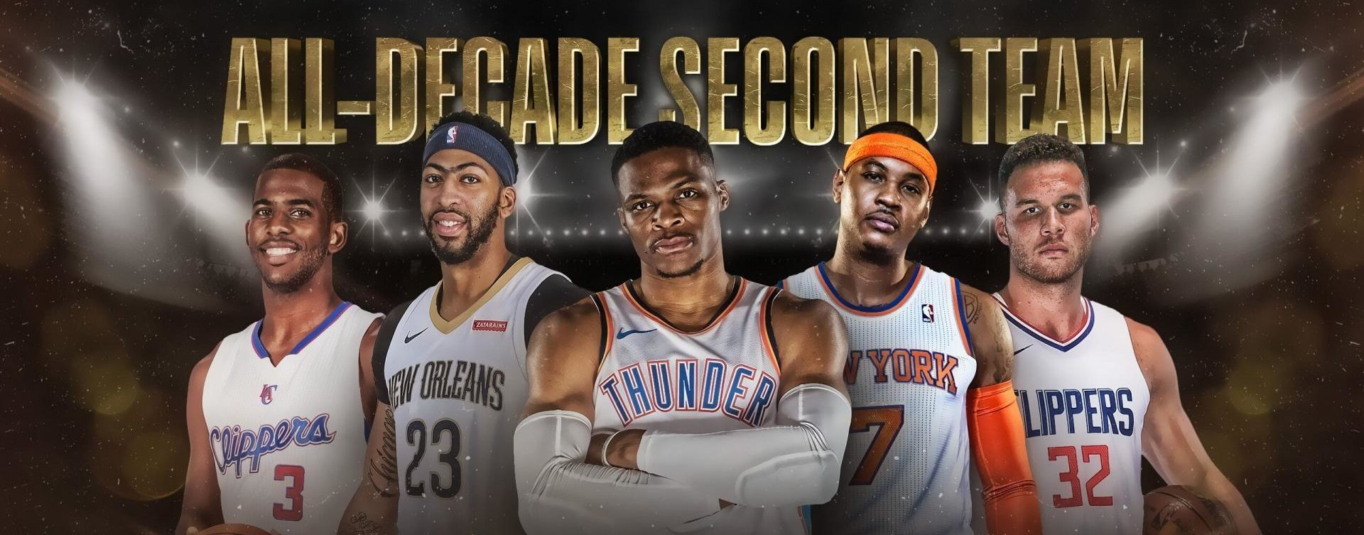 The NBA All Decade Teams Are Causing A Stir On The Internet