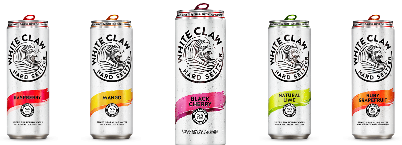 Time To Rank The White Claw Flavors