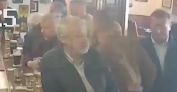 Conor McGregor Caught Sucker Punching Some Guy At A Bar (Video)