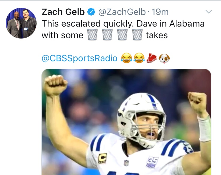 Zach Gelb Is A National Treasure