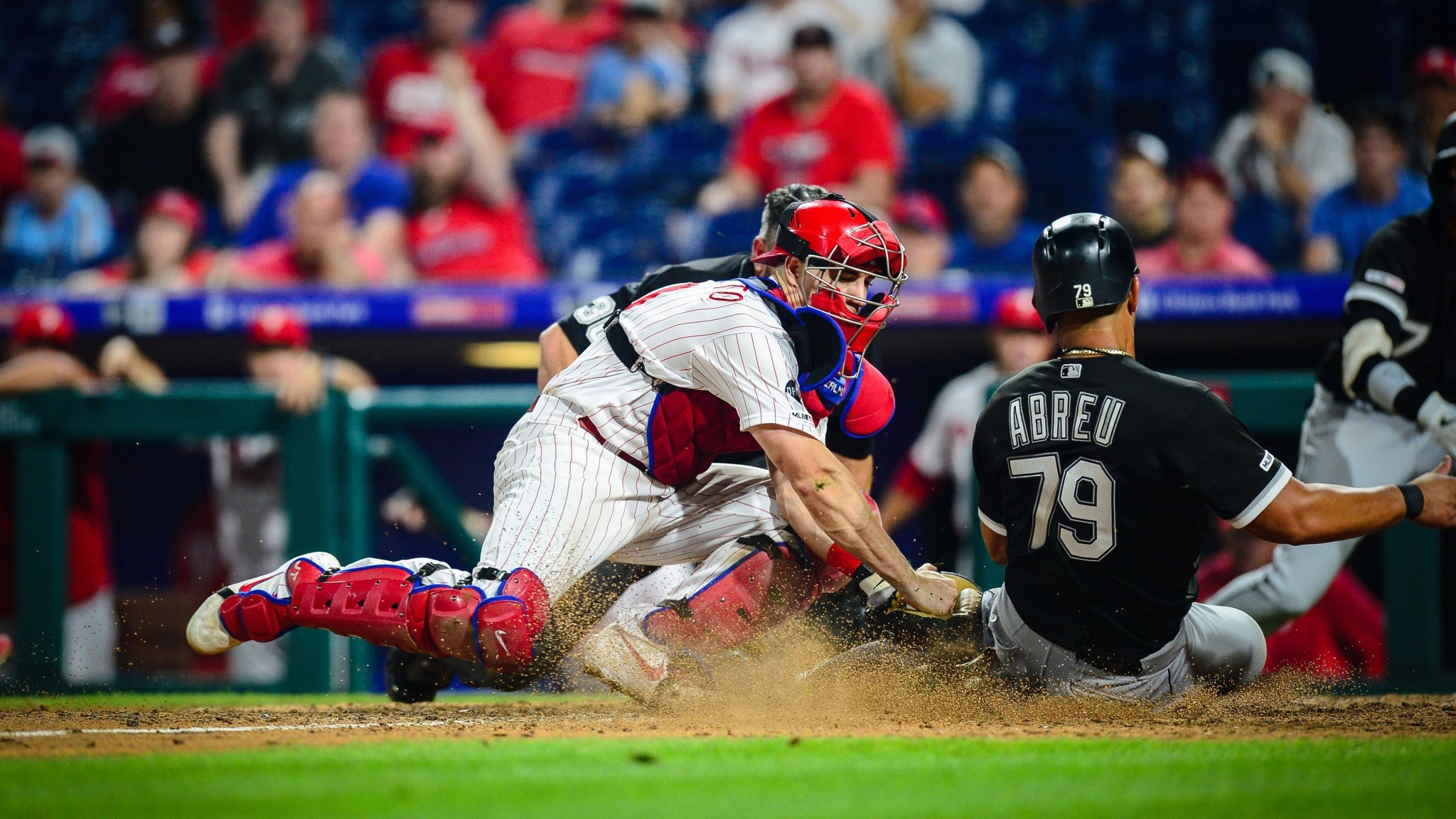 The Craziest Game of Baseball in 2019, White Sox Defeat the Phillies 4-3