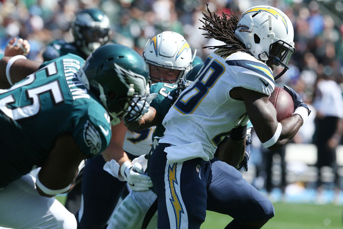 Breaking Down the Melvin Gordon-Eagles Trade Offer: Why I'm Concerned