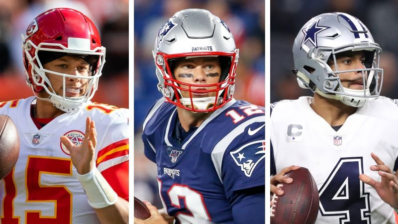 NFL Week 1 Power Rankings