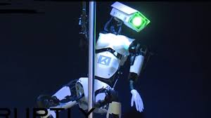 Pole Dancing Robots To Premiere In France