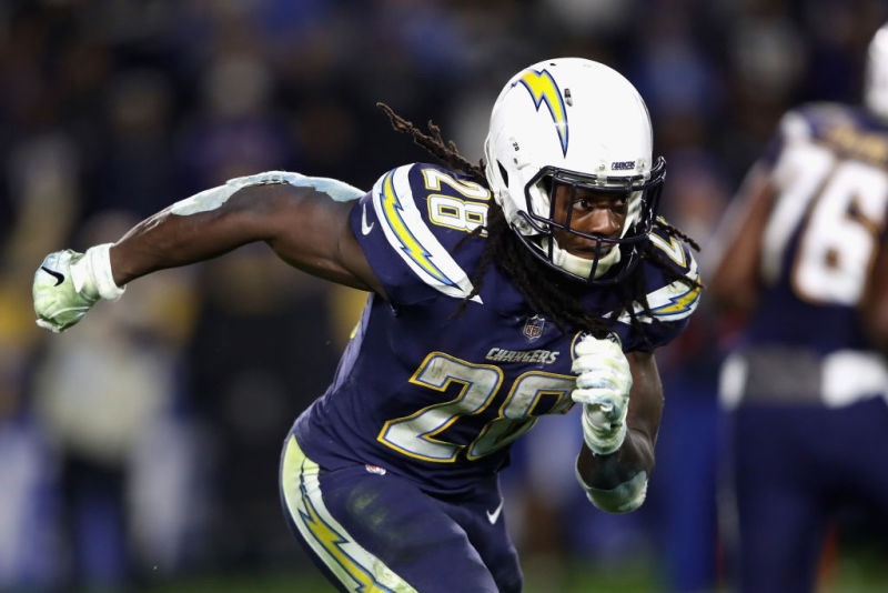 Eagles Have Made A Serious Offer To The Chargers For Melvin Gordon