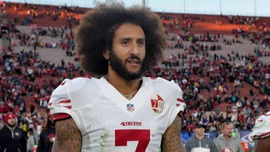 Colin Kaepernick Flying To New Jersey Today…..Could This Be It?