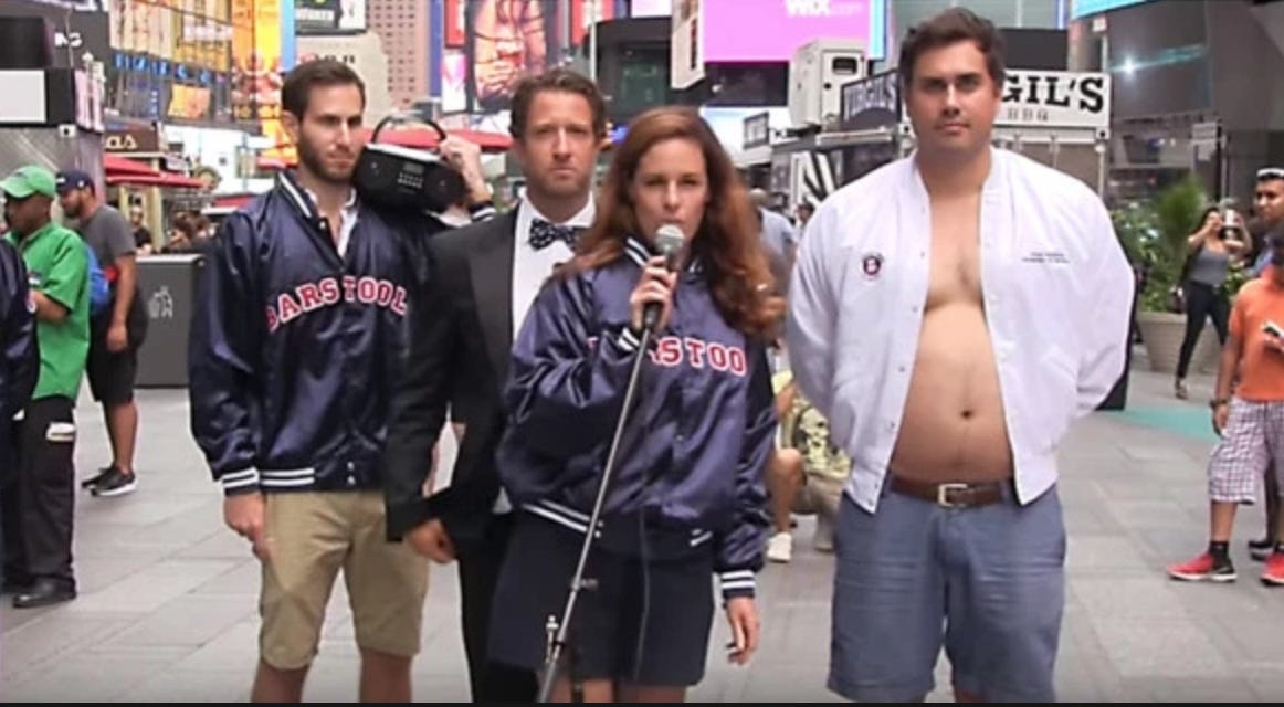 The Barstool Hit Piece NBC Was Too Scared To Write