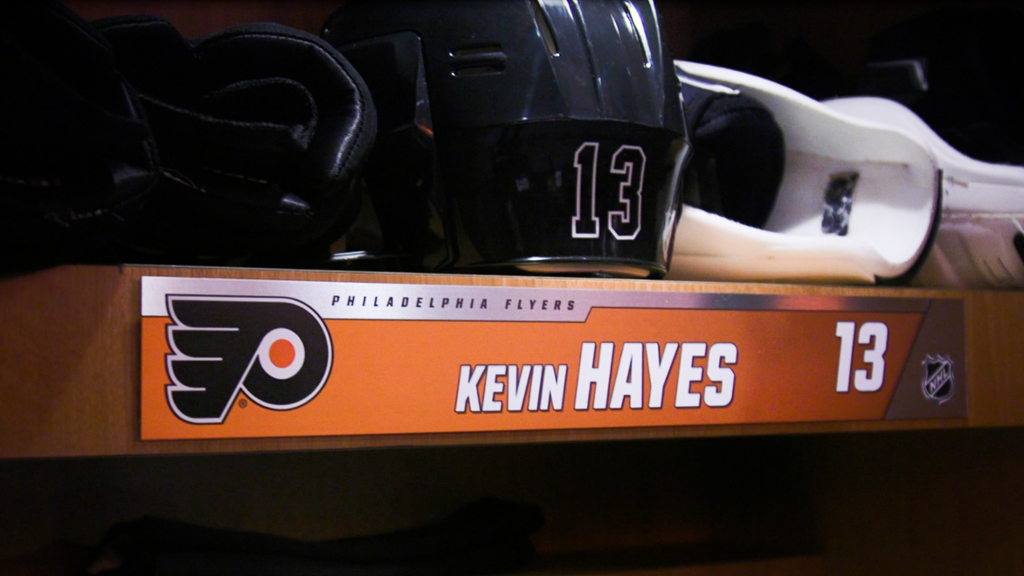 Kevin Hayes and I Figured Out Our Relationship Problems.
