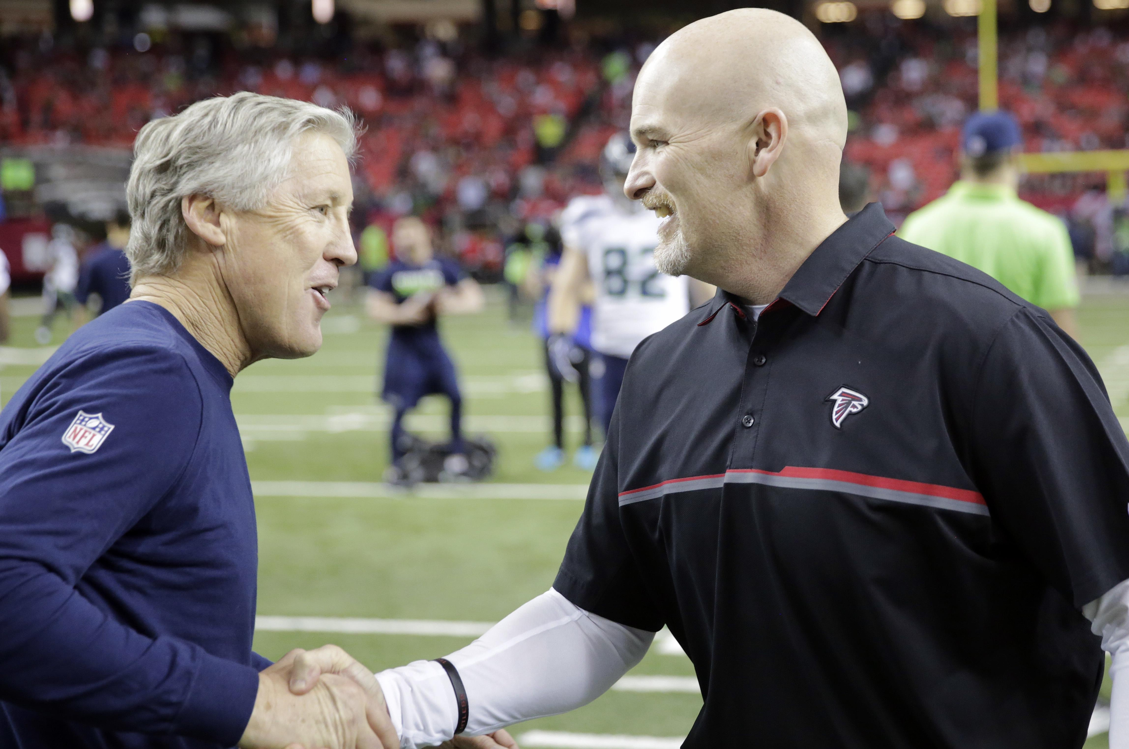 Dan Quinn Deserves To Be Fired And Pete Carroll Investigated