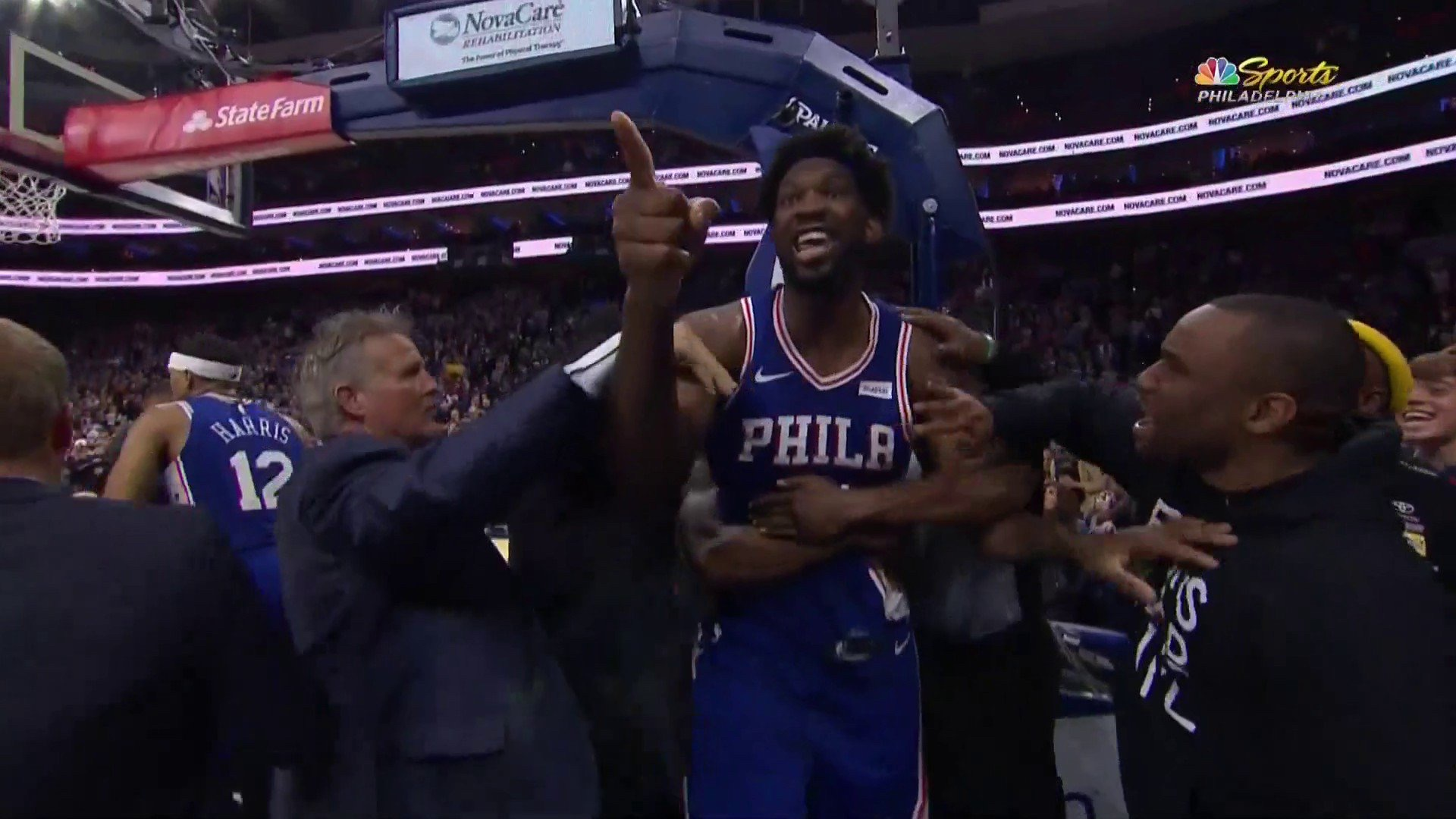 The Broad Street Bullies Are Back In Form Of The 2019 Sixers!