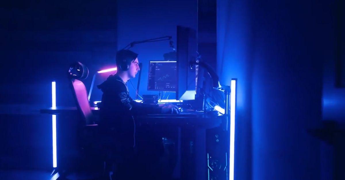 BREAKING Shroud Joins Ninja On Mixer