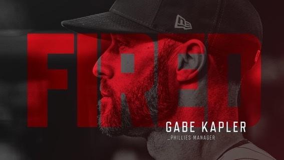 Kapler Fired. Who's Next?