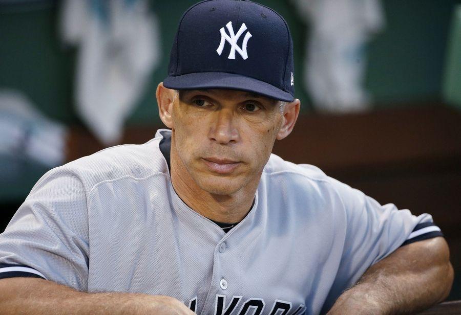 Joe Girardi Now The Favorite To Land The Phillies Job