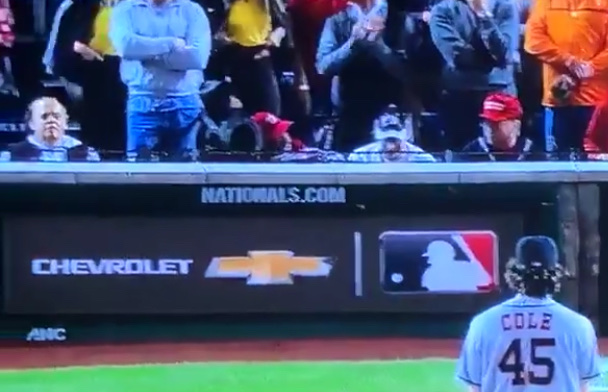 Two Ladies Dumping Out The Puppies Right Behind Home Plate Tonight