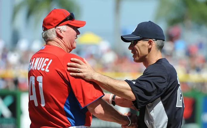 Breaking: Phillies Hired Joe Girardi