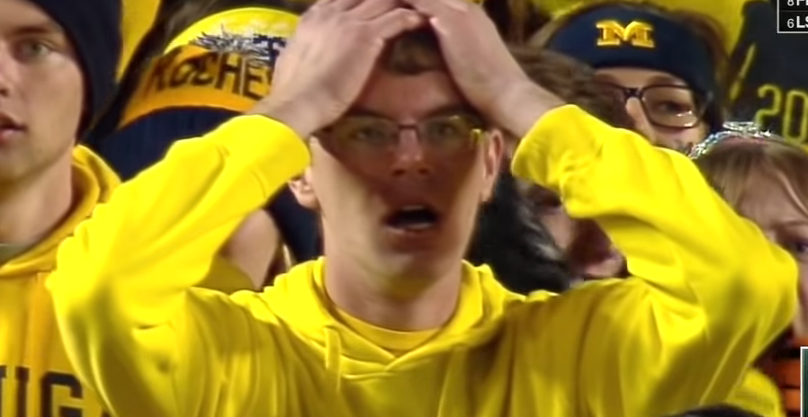 Relive One Of The Greatest Moments In College Football History