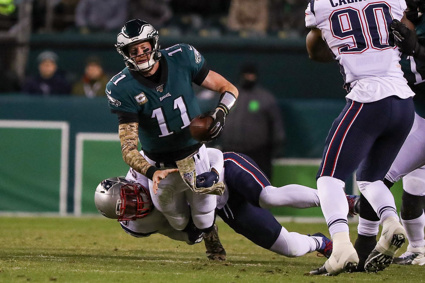 Eagles Fall Short And CEO Joe Has To Pay The Price
