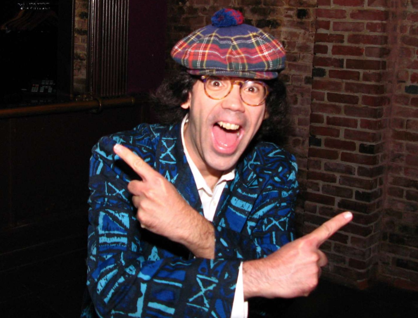 Only The Real Ones Know And Love Nardwuar