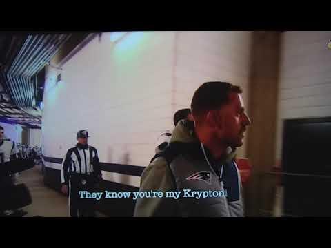Pretty Sure Brady Just Said The N Word On TV (VIDEO)