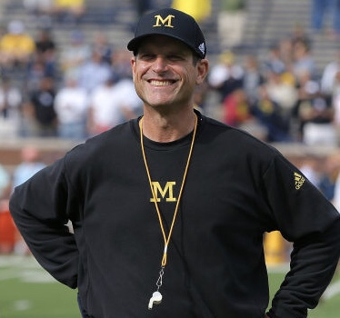 Jim Harbaugh's New Playoff Format Proposal Is Actually, Dare I Say, Good