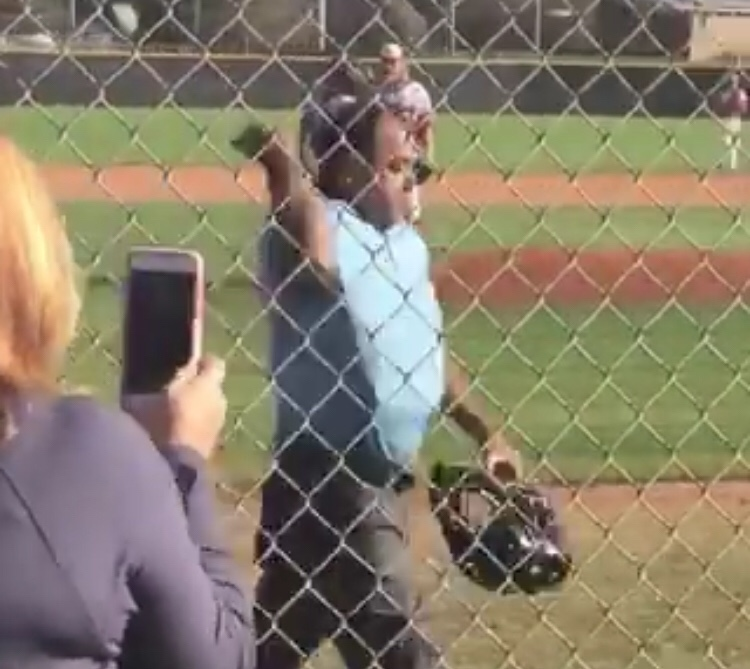 Ump Gets Roasted By A Mom, Cries And Leaves Mid Game
