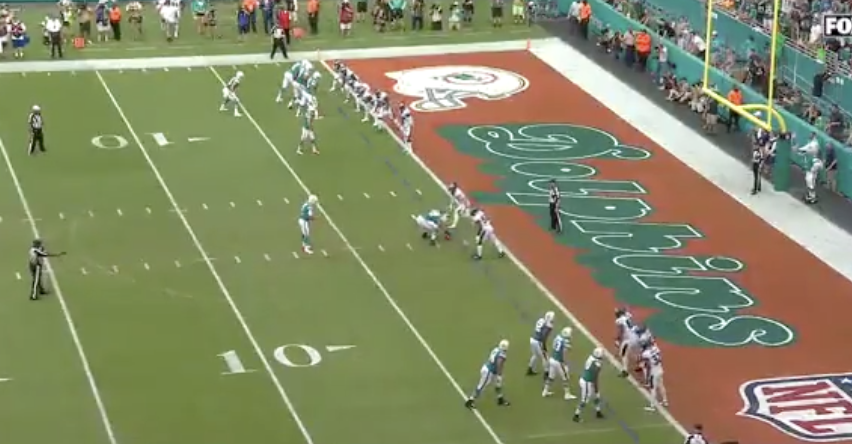The Dolphins Just Recreated the Colts  Fake Punt Play From 2015 But It Worked