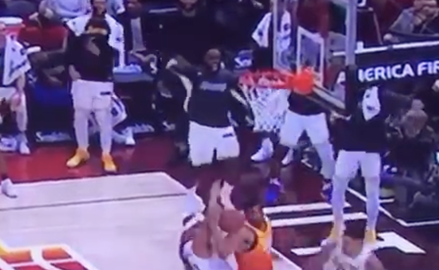SUSPEND LEBRON JAMES INDEFINITELY! He's Sliding Around The Court In His Socks