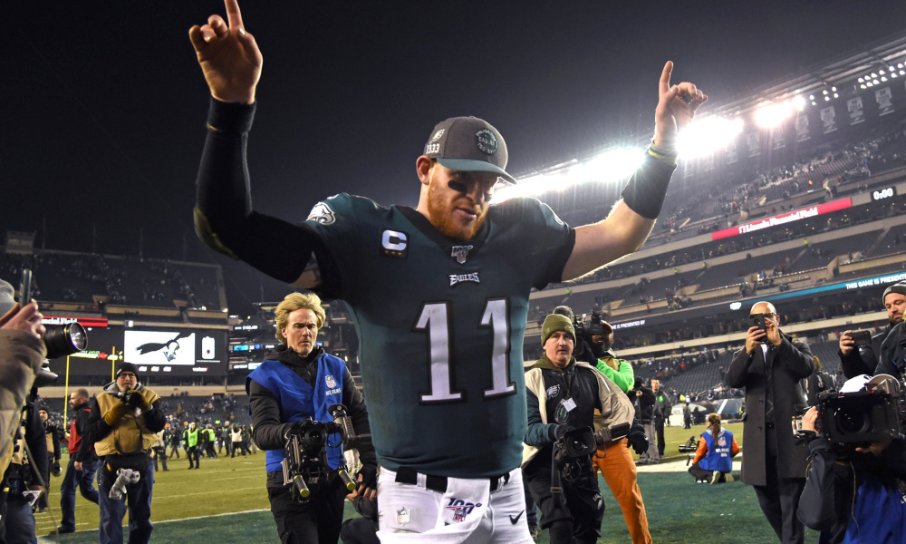 Win & You're In: Eagles @ Giants Playoff Blog