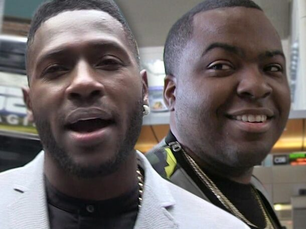 "Antonio Brown to release album with Sean Kingston… ""It wasn't him!"""