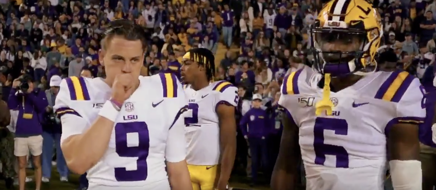 Inject This LSU Hype Video Into My Veins