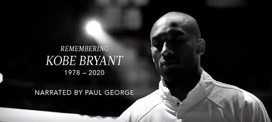 The Clippers & Paul George Honored Kobe Tonight With An Awesome Tribute