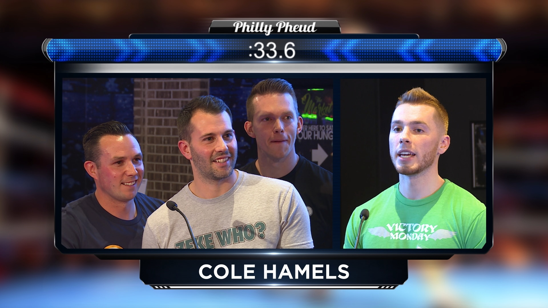 Full Episode: Branded bs Crossing Broad on NBC Sports' Philly Pheud