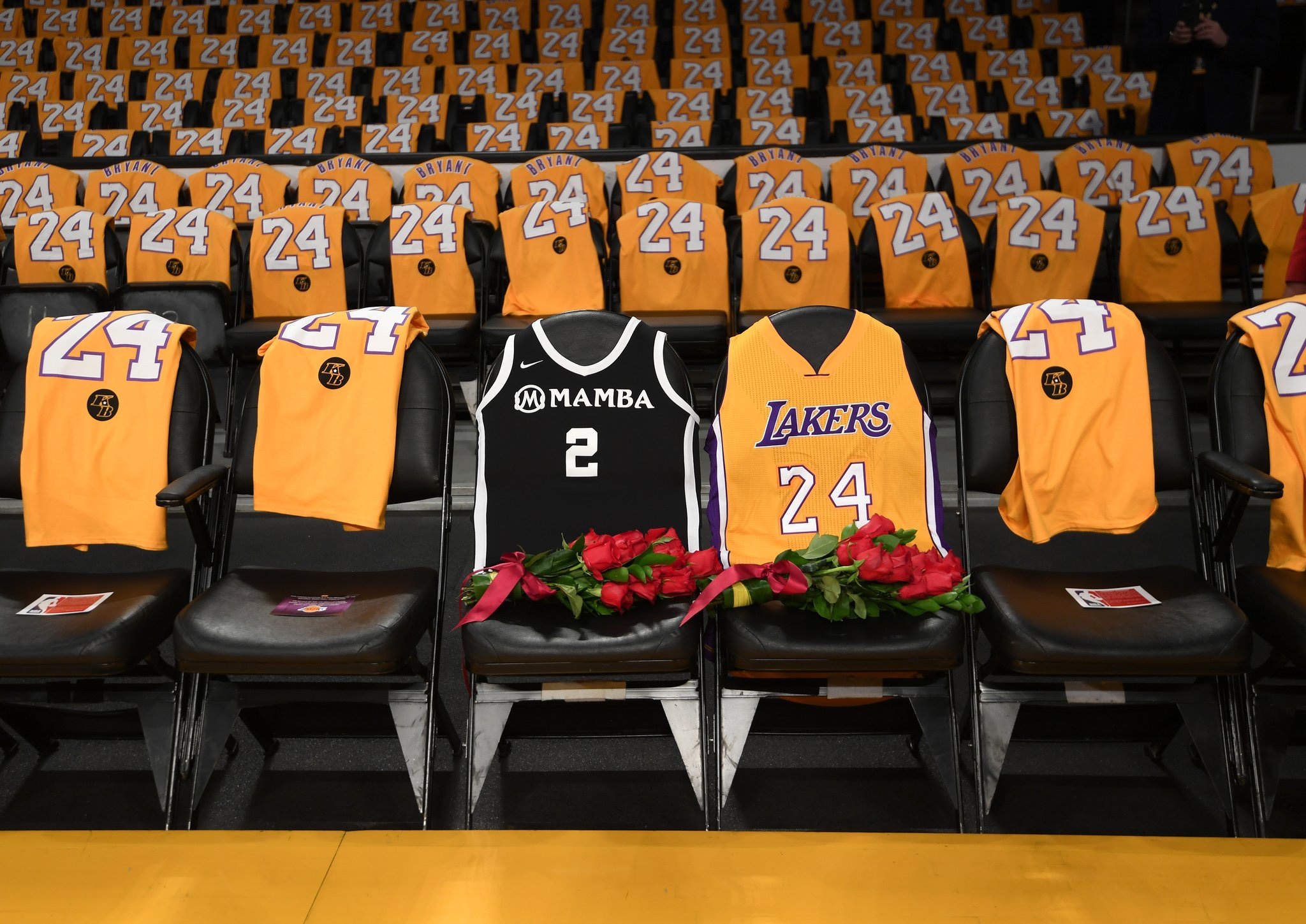 Full Recap: Lakers Tremendous Tribute For Kobe Bryant