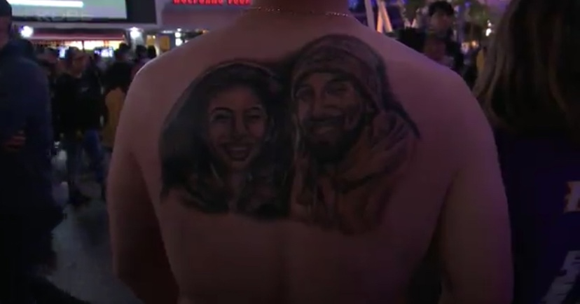 The Kobe & GiGi Back Tat Tribute Is The First One I Disagree With