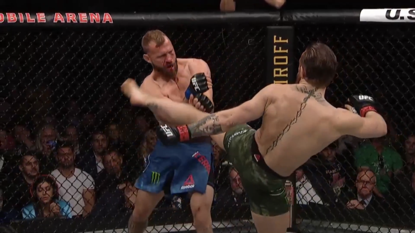 Didn't catch the McGregor Knockout Live? Full video!