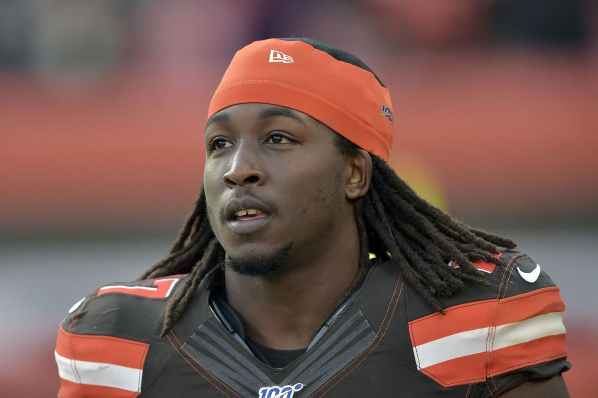 Kareem Hunt FAILED Drug Test and More..