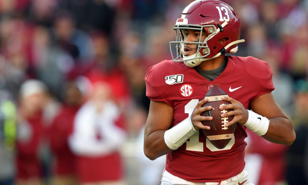 Tua To Announce He Is Not Returning To Alabama At Noon