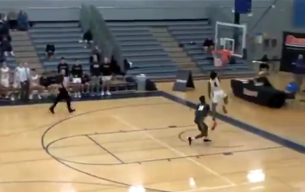 High School Announcer With The Most Brutal Call Of All Time