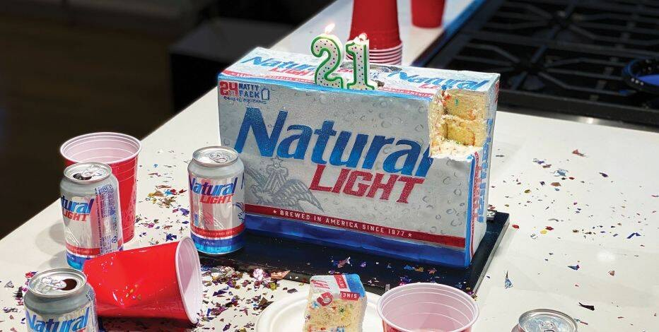 Natty Light Is Giving Everyone That Turns 21 In 2020 Free Beer