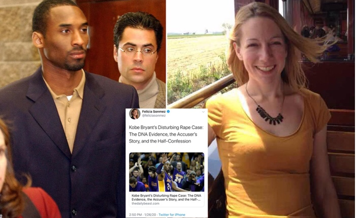 All Time Loser Felicia Sonmez Suspended After Kobe Bryant Tweet