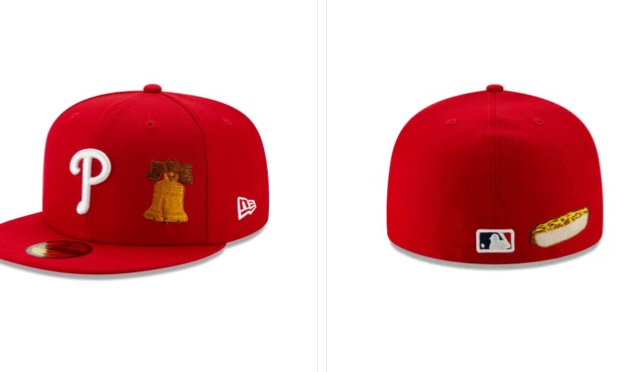 These New Phillies Hats Are,Uhhhhhhh, Well I Don't Know