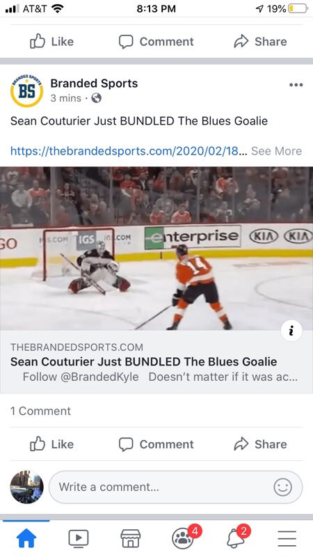 I Demand Kyle Writes An Apology Blog To All Flyers Fans
